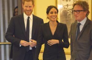 Meghan Markle : Minirobe et jambes nues, la duchesse défie encore le protocole