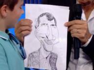 """Nagui vexé par un dessin offert par un petit garçon : """"Ça fait mal quand même"""""""