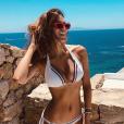 Iris Mittenaere en vacances en Grèce -Instagram, 30 juin 2018