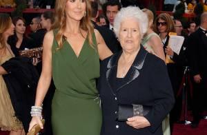 Céline Dion part en tournée avec sa maman