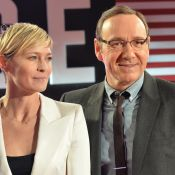 "Une ""seconde chance"" pour Kevin Spacey ? Robin Wright ""y croit"" !"