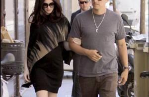 EXCLU : Paz Vega, une femme enceinte magnifique... pour une promenade romantique !