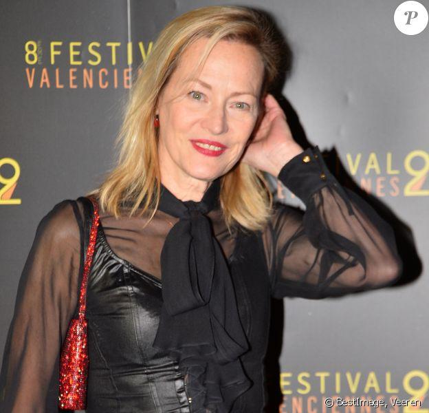 Gabrielle Lazure - Hommage au cascadeur équestre Mario Luraschi lors du 8ème Festival 2 Valenciennes. Le 23 mars 2018 © Veeren / Bestimage