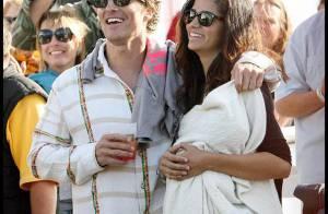 Alerte à Malibu ! Matthew McConaughey débarque... avec femme, enfant et Woofy !