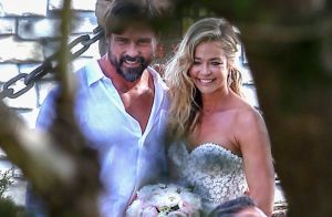 Denise Richards mariée : Les images de son mariage avec Aaron Phypers