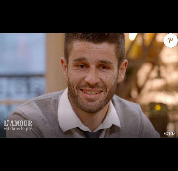 """Extrait de l'émission """"L'amour est dans le pré"""" du 10 septembre 2018 - M6"""