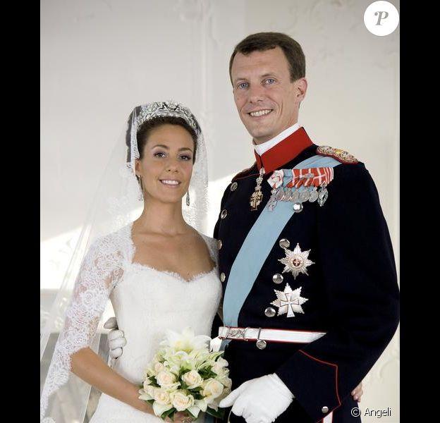 Marie de Danemark et son époux Joachim