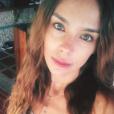 Marine Lorphelin sans maquillage le 26 juillet 2018 en Colombie.