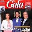 """Couverture du dernier numéro de """"Gala"""" en kiosques depuis le mercredi 12 septembre 2018"""