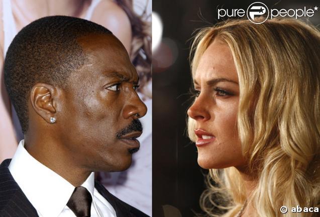 Eddie Murphy  contre Lindsay Lohan