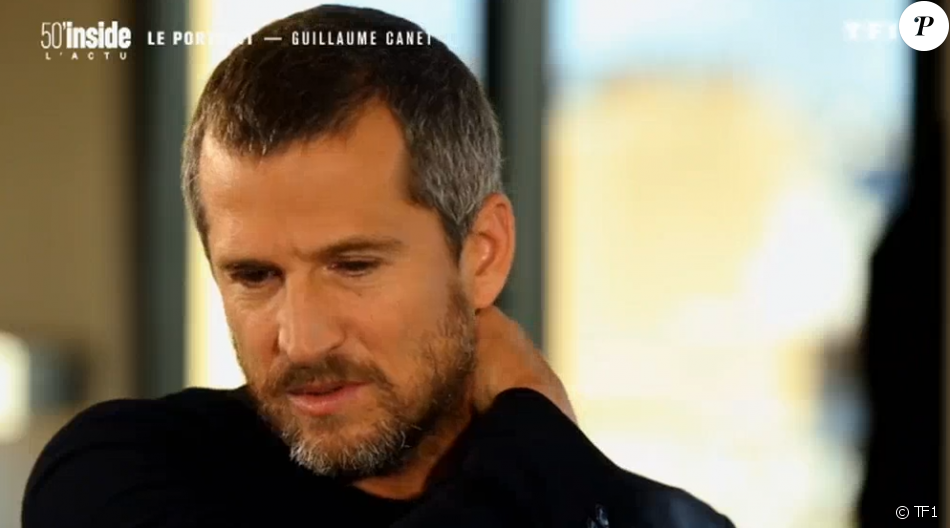 """Guillaume Canet interviewé par Nikos Aliagas dans """"50mn Inside"""" le 15 septembre 2018"""