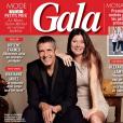 Couverture du magazine Gala, nuémro 1319 en kiosques le 19 septembre 2018.