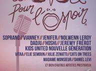 7e édition de Leurs Voix pour l'Espoir : Les artistes autour de Laurie Cholewa