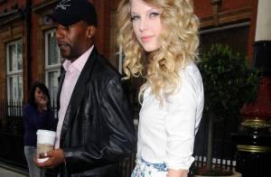 Taylor Swift, une vraie beauté américaine à Londres...