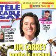 """Couverture du """"Télé Cable Sat hebdo"""". Septembre 2018."""