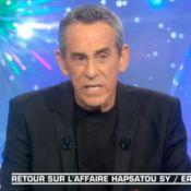 """Thierry Ardisson fait son mea culpa : """"Mais on l'aime, Hapsatou !"""""""