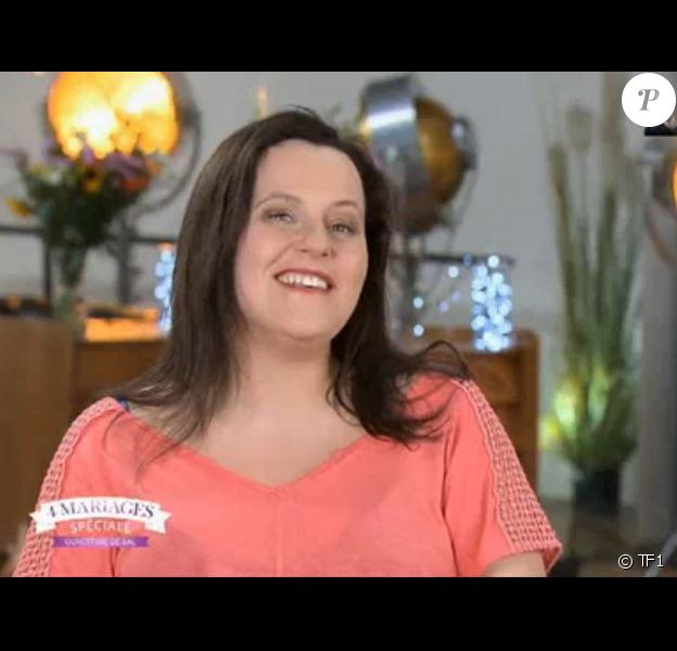 """Laura - """"4 mariages pour 1 lune de miel"""", 24 septembre 2018, TF1"""