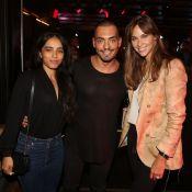 Ophélie Meunier, Karine Viard et Carla Ginola découvrent Mouty à la Fashion Week