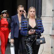Cara Delevingne et Ashley Benson : Amoureuses discrètes en pleine Fashion Week
