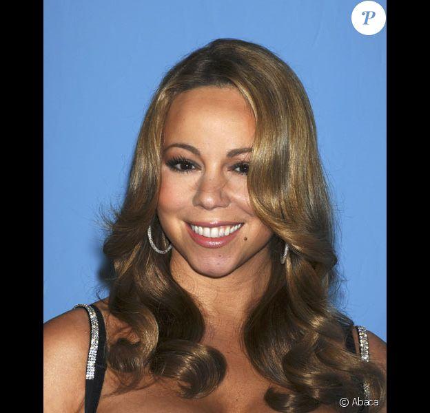 Mariah Carey en novembre 2008