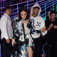 """Neymar Jr. et Bruna Marquezine - Soirée """"White Coffee"""" animée par les DJs Black Coffee et Virgil Abloh au club The KEY. Paris, le 27 septembre 2018. © Veeren/CVS/Bestimage"""