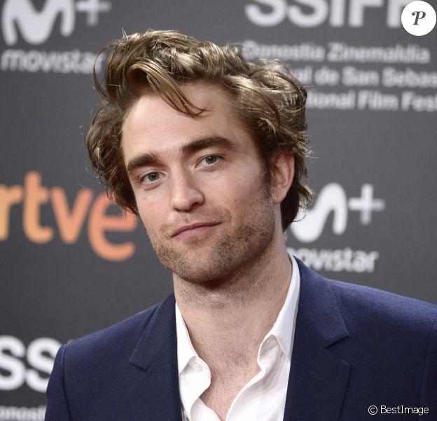 Robert Pattinson lors du photocall de High Life lors du 66ème festival du film de San Sebastian le 27 septembre 2018.