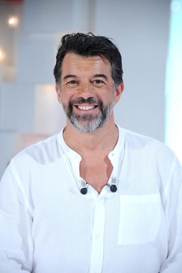 """Exclusif - Stéphane Plaza - Enregistrement de l'émission """"Vivement Dimanche"""" à Paris le 27 aout 2018 © Guillaume Gaffiot/Bestimage"""