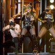 Nicki Minaj aux Billboard Music Awards 2017 à Las Vegas. Le 21 mai 2017.
