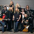 Le groupe américain Lynyrd Skynyrd
