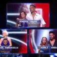 """Anouar Toubali et Carla Ginola éliminés de """"Danse avec les stars 9"""", samedi 6 octobre 2018, sur TF1"""