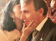 Michel Houellebecq et Lysis : Un mariage discret mais très star