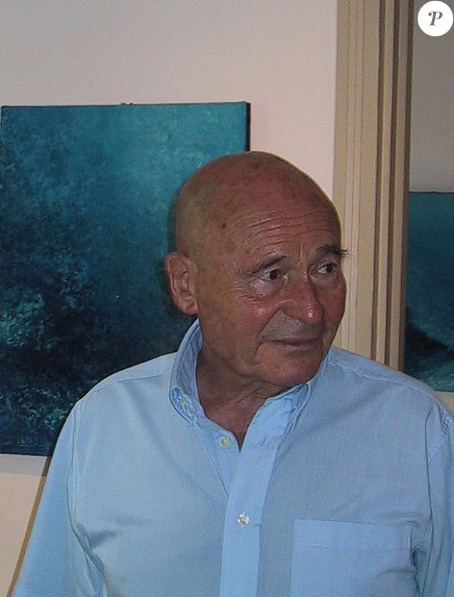 André Laban en septembre 2006.