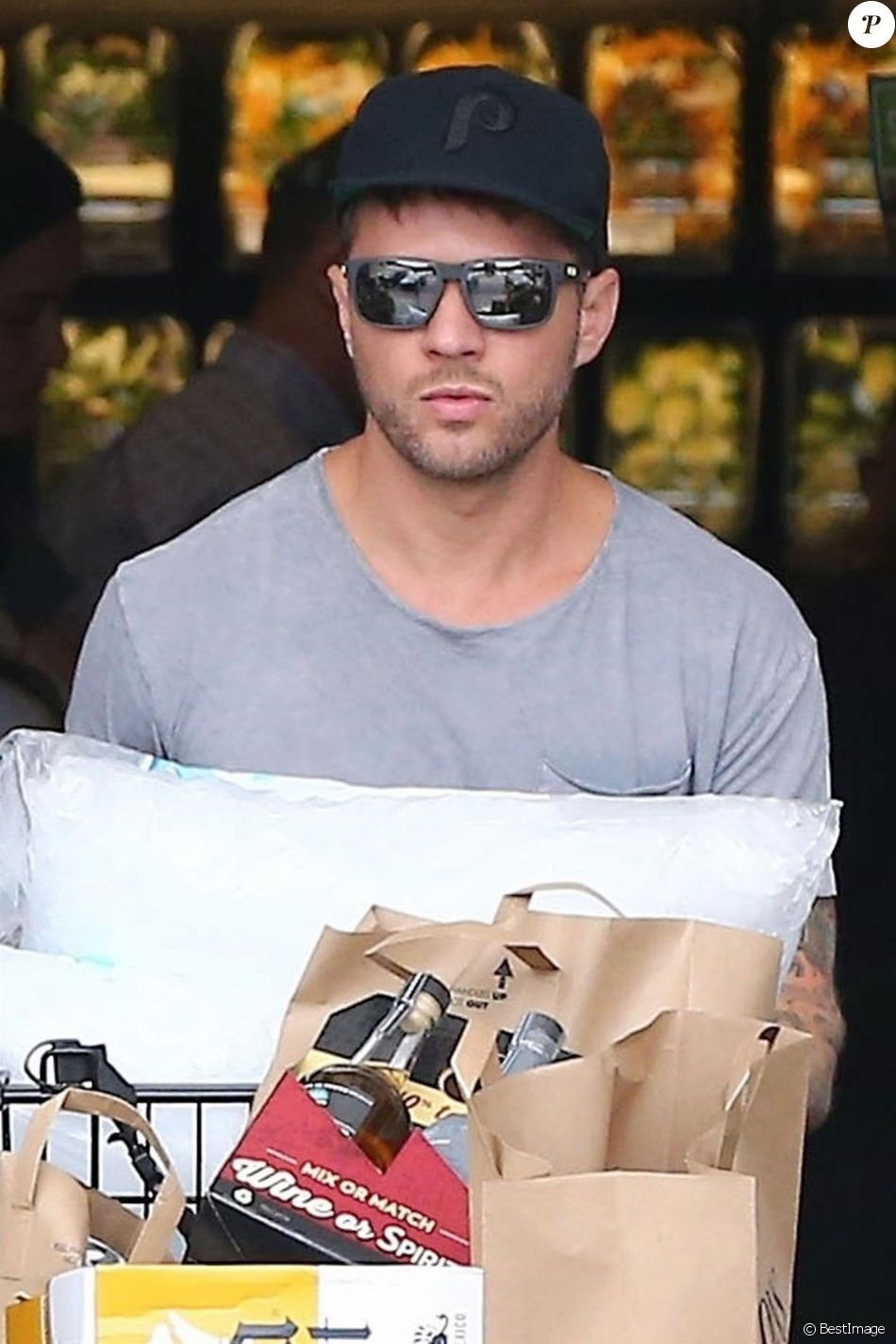 Exclusif - Ryan Phillippe à West Hollywood, le 3 septembre 2018.