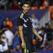Cristiano Ronaldo : Craquante photo avec ses jumeaux qui ont bien grandi !