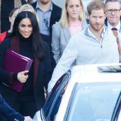 Meghan Markle enceinte : Main dans la main avec le prince Harry en Australie
