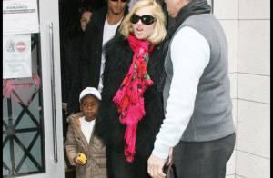 Madonna et Jésus Luz : bientôt fiancés... pour les papiers ?