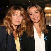 Gwendoline Hamon partage un cocktail avec Fabienne Carat et Sandrine Quétier