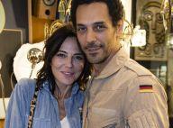 Sandra et Tomer Sisley réunis à Paris après la douloureuse épreuve