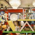 """Semi-exclusif - Illustration - à l'ouverture de """"L'atelier 55"""" dans le 7ème arrondissement de Paris, France, le 18 octobre 2018. © Pierre Perusseau/Bestimage"""