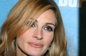 Julia Roberts : ses enfants, elle les a vraiment... dans la peau ! Regardez !