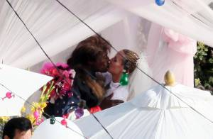 Heidi Klum et Seal ont renouvelé leur voeux de mariage dans une ambiance de folie ! Regardez le reportage !