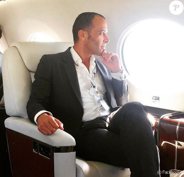 L'ancien chanteur des 2be3 Adel Kachermi a fondé son entreprise de services aux VIP, Akcess. Juin 2018.