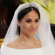 Meghan Markle raconte comment elle a choisi sa tiare de mariage, avec Harry !