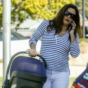 Eva Longoria, inséparable de son fils Santiago, s'envole à nouveau