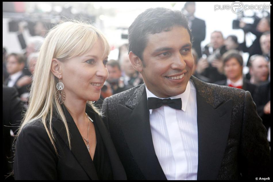 Favori Katia, la fille de Charles Aznavour, et son compagnon Jean-Rachid NA73