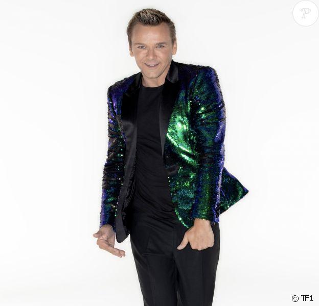 Jeanfi Janssens - Photo Officielle de Danse avec les stars - TF1