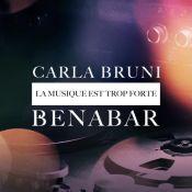 EXCLU – Carla Bruni : Retour en musique pour un duo entraînant avec Bénabar