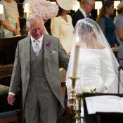 Meghan Markle conduite à l'autel par le prince Charles : Harry raconte
