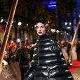 """Ezra Miller (doudoune Moncler) - Avant première mondiale du film """"Les animaux fantastiques : Les crimes de Grindelwald"""" au cinéma UGC Bercy à Paris le 8 novembre 2018. © Cyril Moreau/bestimage"""