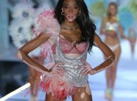 Défilé Victoria's Secret : Winnie Harlow soutenue par son chéri Wiz Khalifa
